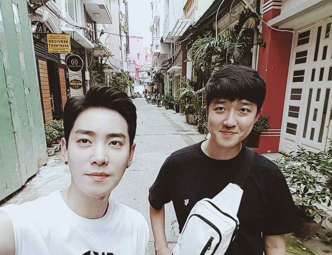 19/09/2018 RaeHyun fotos en Instagram, vacaciones en Vietnam DndjjBAV4AEC2d5