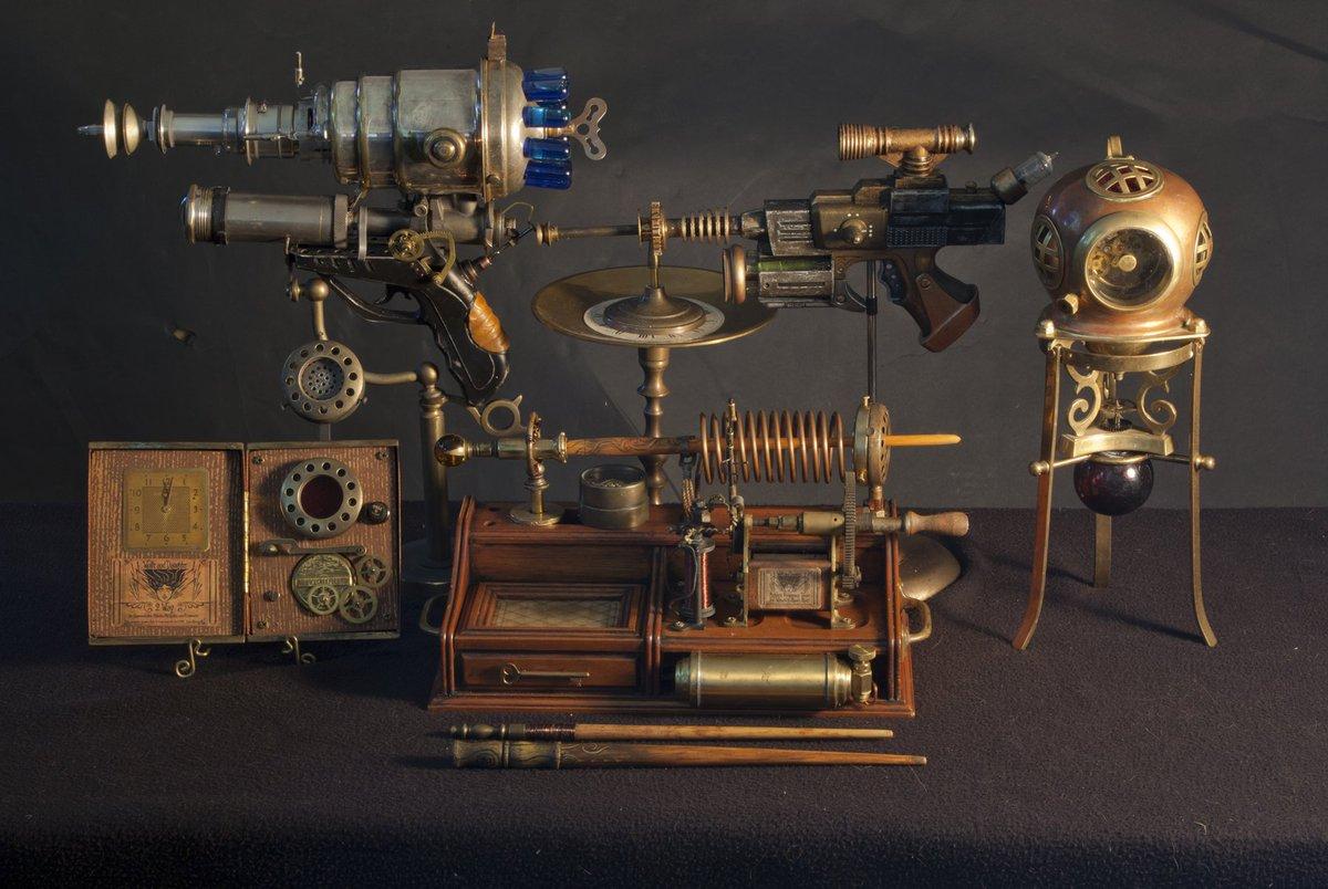 #steampunk #steampunkart