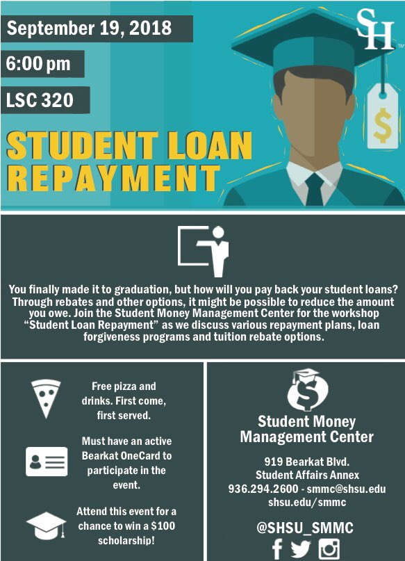 studentloanrepayment hashtag on Twitter