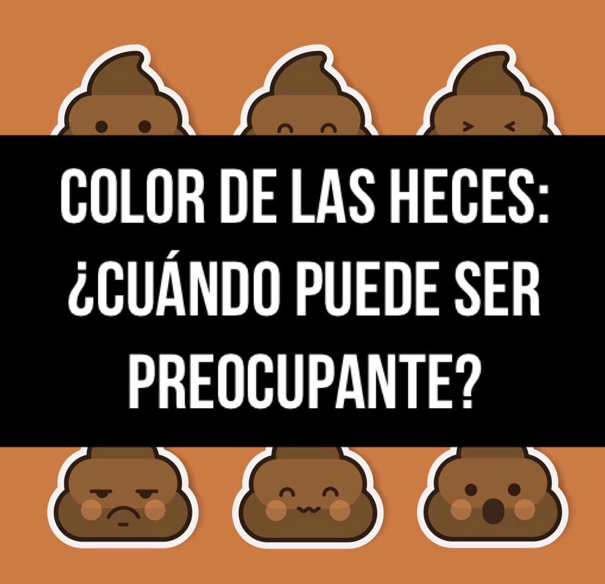 Heces color claro causas