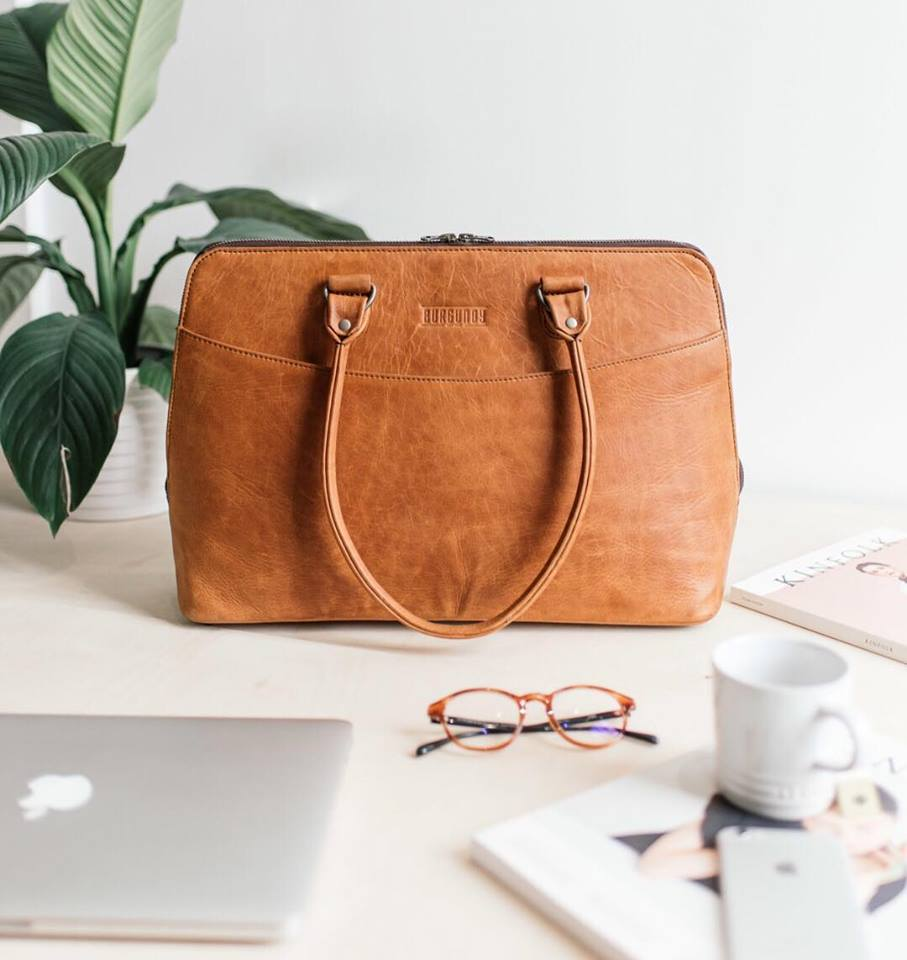f903a4710133 What do you think of our all-in-one ladies work bag  •  burgundycollective   theLadiesWorkBag  qualitycraftedgoods  leathergoods  handcrafted   womenstyle ...