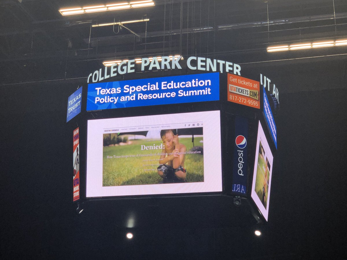 Denied How Texas Keeps Tens Of >> Ut Arlington On Twitter Powerful Keynote From Dustin Rynders With