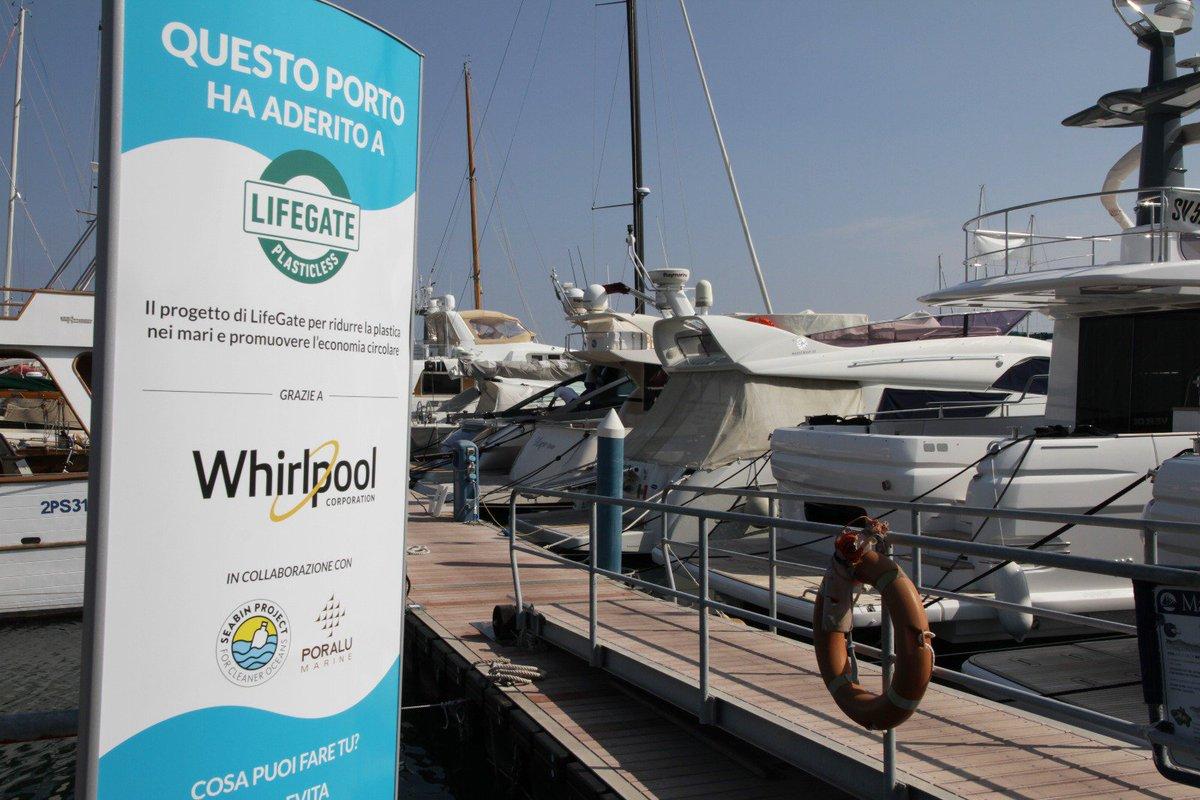Nuova tappa, nuovo @Seabin_project per LifeGate #PlasticLess. È volta della Marina dei Cesari, a #Fano, e del Circolo nautico di San Benedetto del Tronto! Ci siamo andati con @WhirlpoolCorp e i partner tecnici di @Poralu_Marine   https:// www.lifegate.it/persone/news/whirlpool-aderisce-lifegate-plasticless  - Ukustom