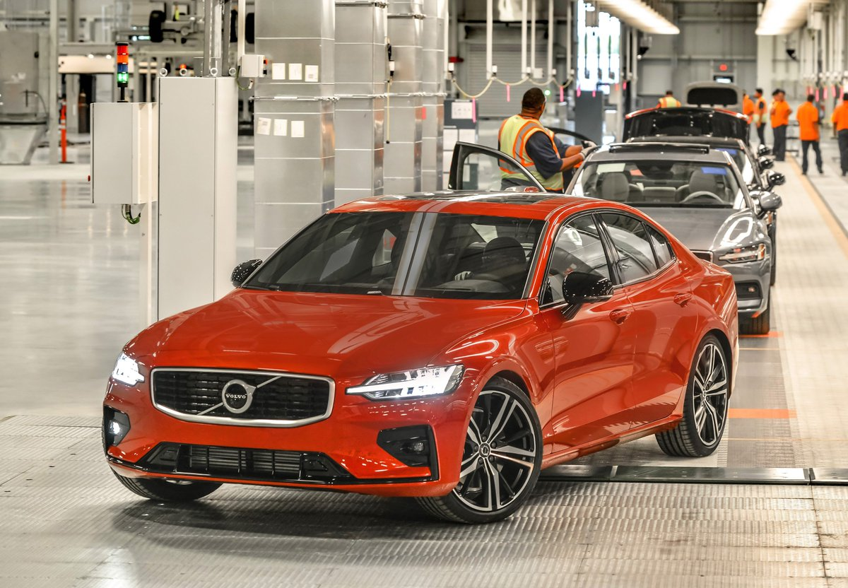 Tms Motor Group On Twitter The New Volvo S60 Is Now Officially In