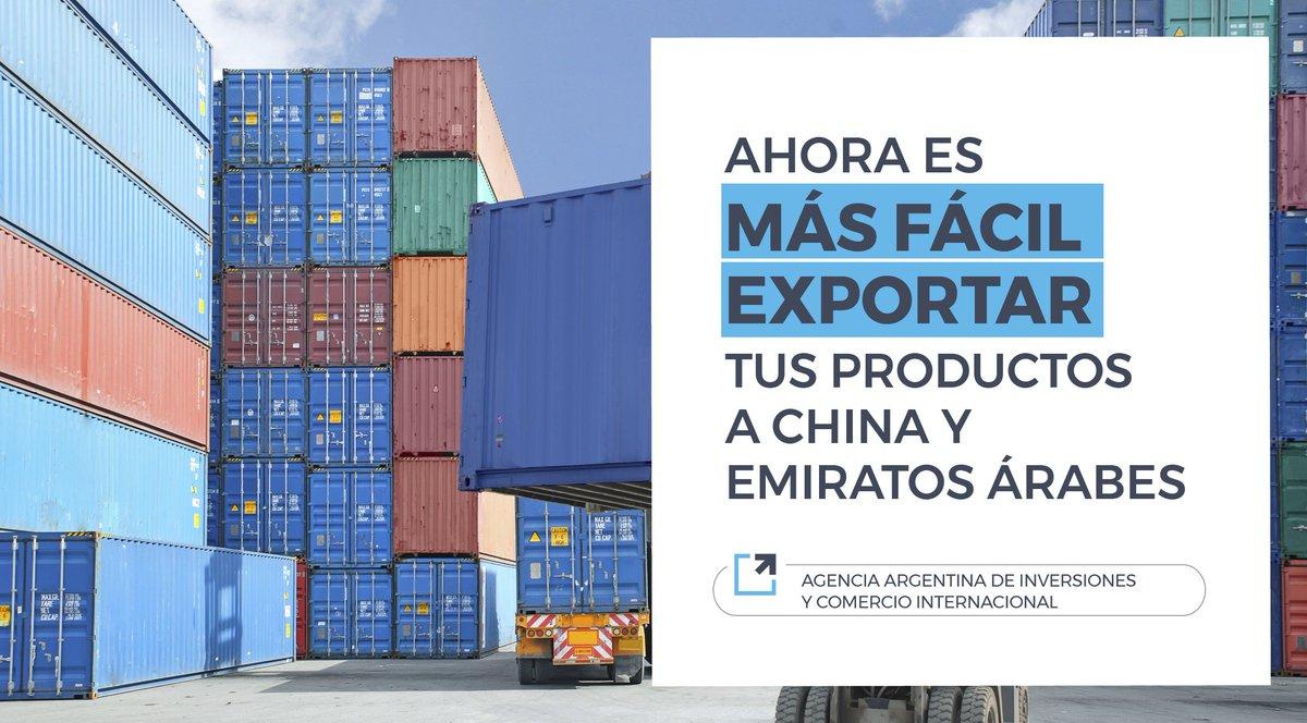 .@InvestTradeARG te ayuda a mejorar las exportaciones de tu empresa con asesoramiento gratuito y #financiación exclusiva del @BICE_Arg para que sea más fácil vender tus productos en Asia, Medio Oriente y Norte de África 👉 http://goo.gl/LL49fN