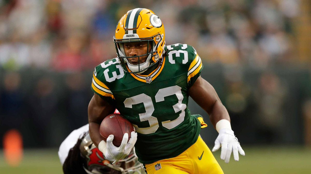 Green Bay Packers Pa Twitter Packers Activate Rb Aaron Jones Release Cb Deante Burton Roster Moves Https T Co Fesmhk9xyf