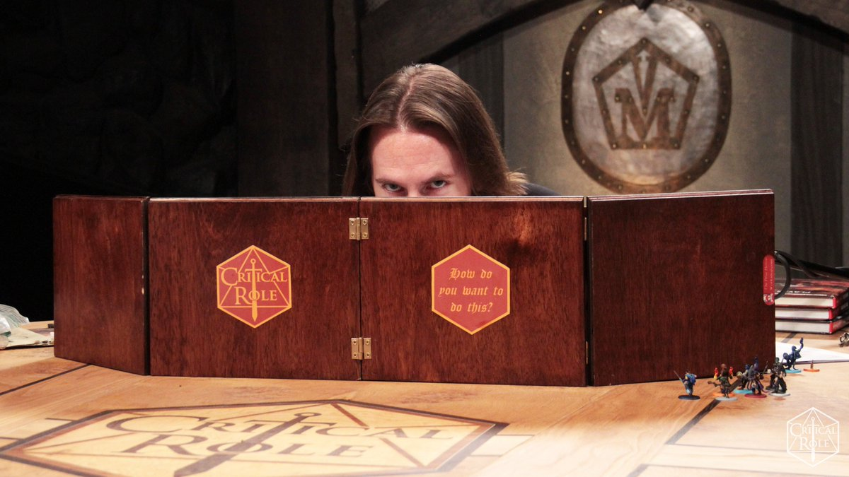 PSA: any #Critters headed to #GameholeCon2018 can win a chance to play D&D with @matthewmercer! All proceeds go to @ExtraLife4Kids, and raffle tickets are available through the link below until 9/20 at 12pm (Noon) Central time. gameholecon.com/events/event/7…