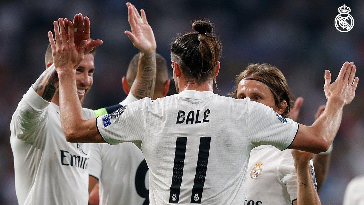 Real Madrid 3-0 AS Roma: Nhanh và an toàn