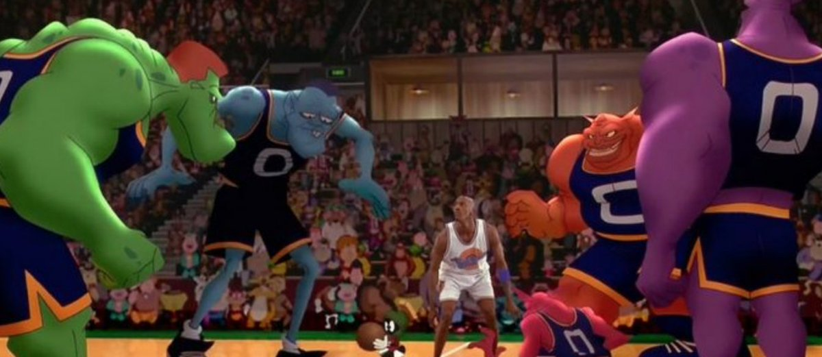 Black Panther's Ryan Coogler is going to take it into overtime as the producer on LeBron James' Space Jam 2. https://t.co/Plgtj130QT