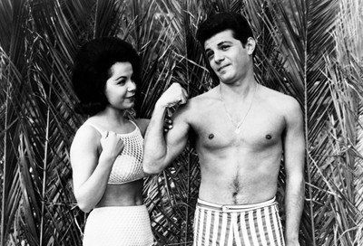 """Wishing a happy belated birthday to the \""""Big Kahuna\"""", Frankie Avalon...who turned 78 yesterday."""