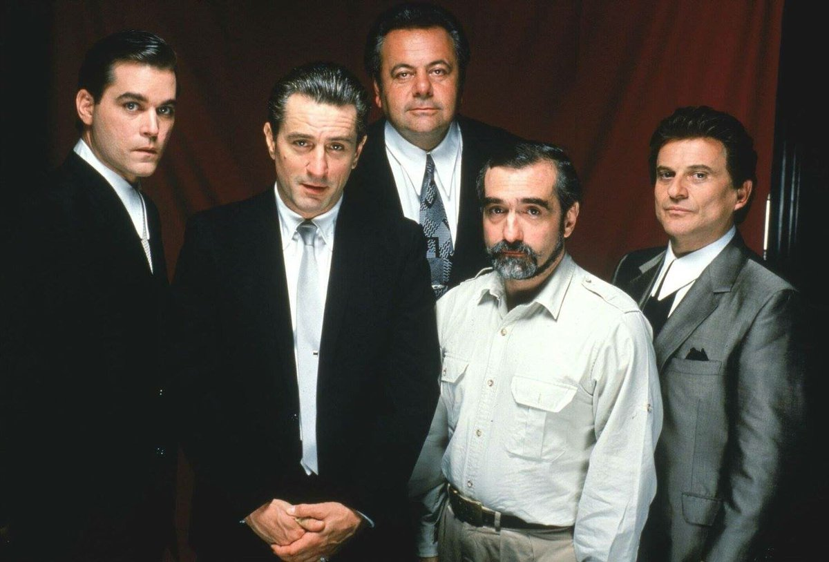 on this day in 1990, Goodfellas was released in theaters.