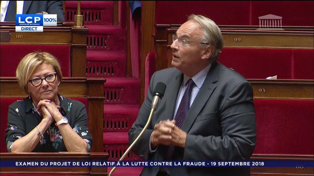 Image for the Tweet beginning: Verrou de Bercy : @JLBourlanges