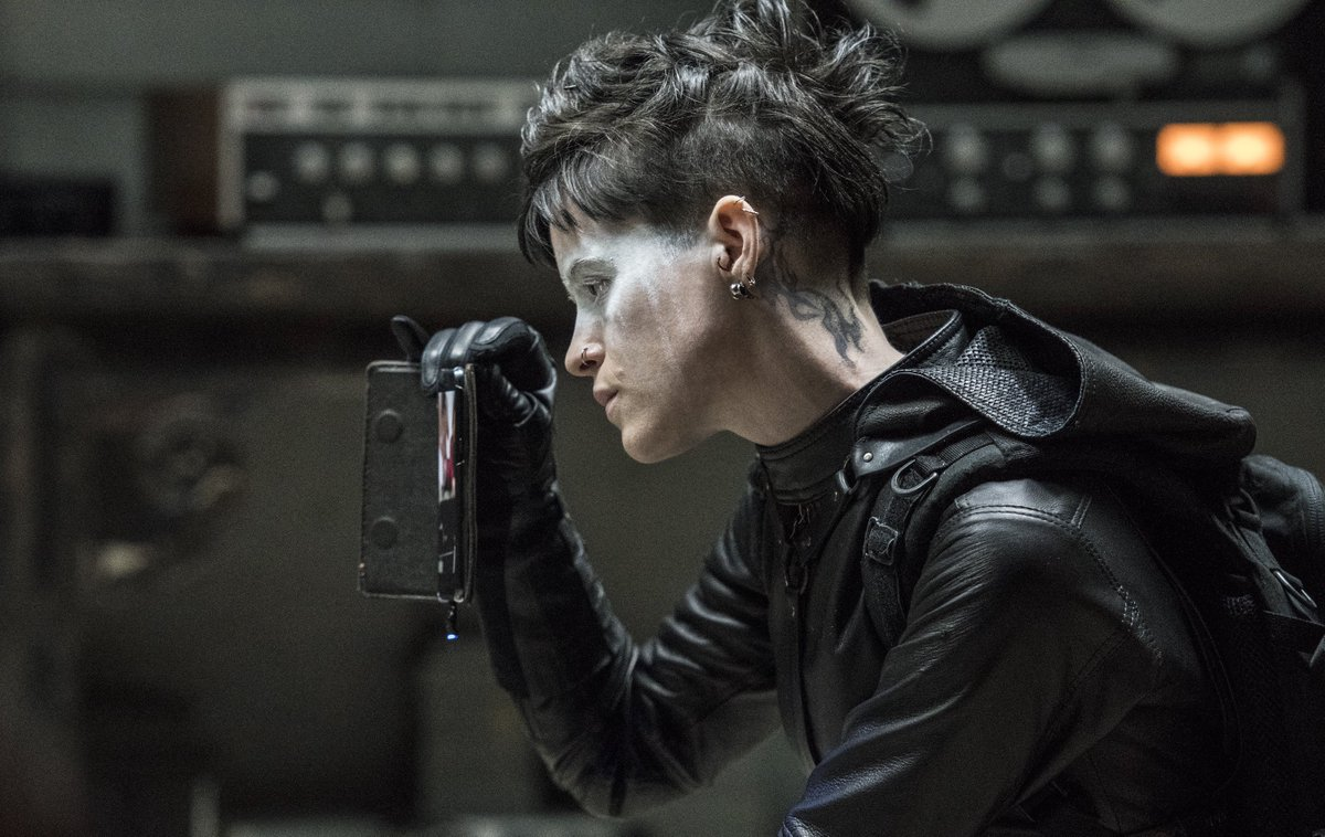 """'The Girl in the Spider's Web: Claire Foy and Director Fede Alvarez on Their """"Feminist Batman"""" dlvr.it/QkjY29"""
