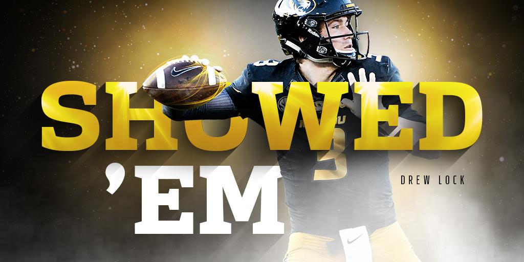 How @MizzouFootball's Drew Lock rebuilt himself following a dismal freshman season into one of NFL's hottest QB prospects (via @ChaseGoodbread)  #BACK2CAMPUS: https://t.co/s6zDbakRqT