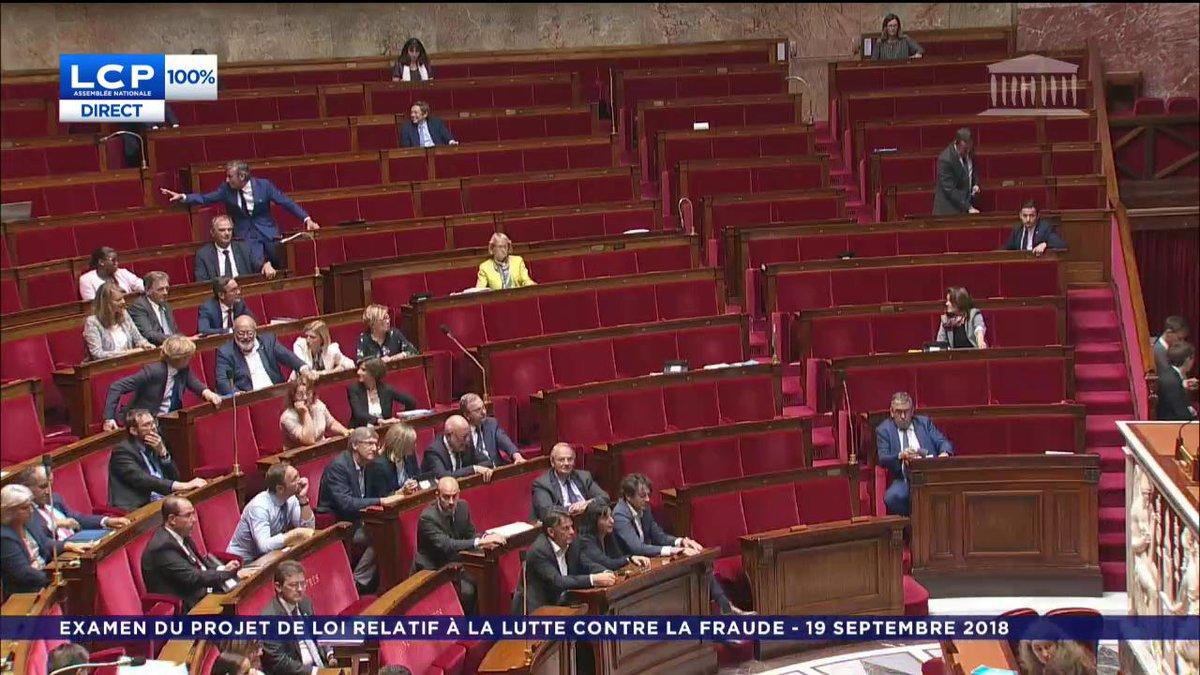 Image for the Tweet beginning: Verrou de Bercy : l'Assemblée