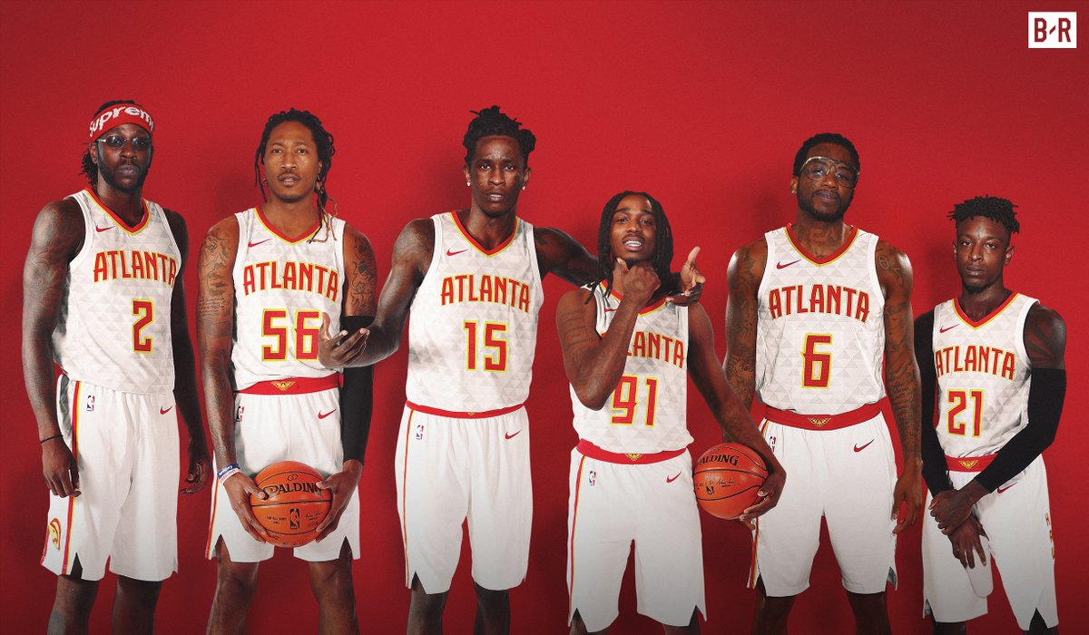 What about Atlanta's 6?