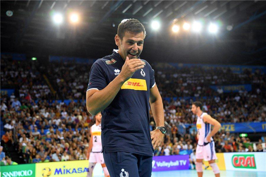 #LaNazionale Maschile è a #Milano per la seconda fase della rassegna iridata Tutti i dettagli  https://bit.ly/2Dehkyh @MilanoVolley18 @FIVBVolleyball #VolleyMondiali18 #VolleyballWCHs  - Ukustom
