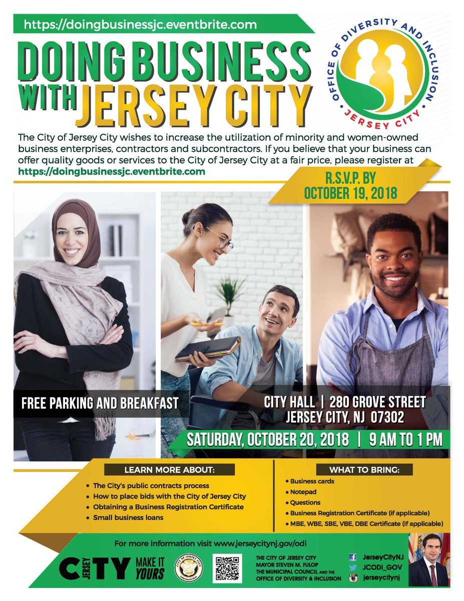 City of jersey city on twitter attention all minority women register now httpseventbriteedoing business with jersey city tickets 48557189862 picitterbbeos70ikz reheart Images