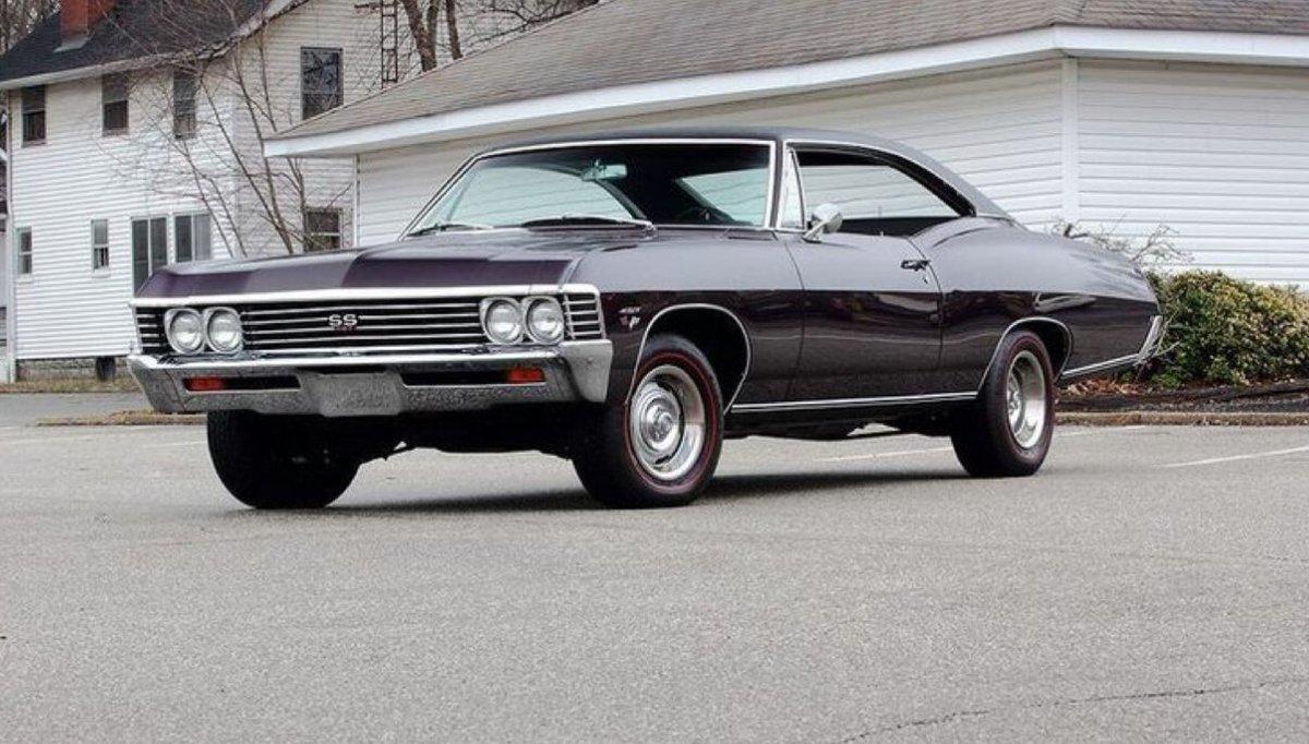Marjinal Araba On Twitter Araba Deği Impala 1967 Chevrolet