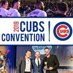 Mark your calendars for the 2019 #CubsCon January 18-20! Hotel packages go on sale at noon tomorrow: https://t.co/gQ2ZmklCX4