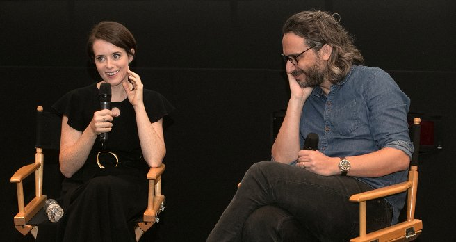 Claire Foy and Fede Alvarez reveal footage of The Girl in the Spiders Web joblo.com/movie-news/cla…