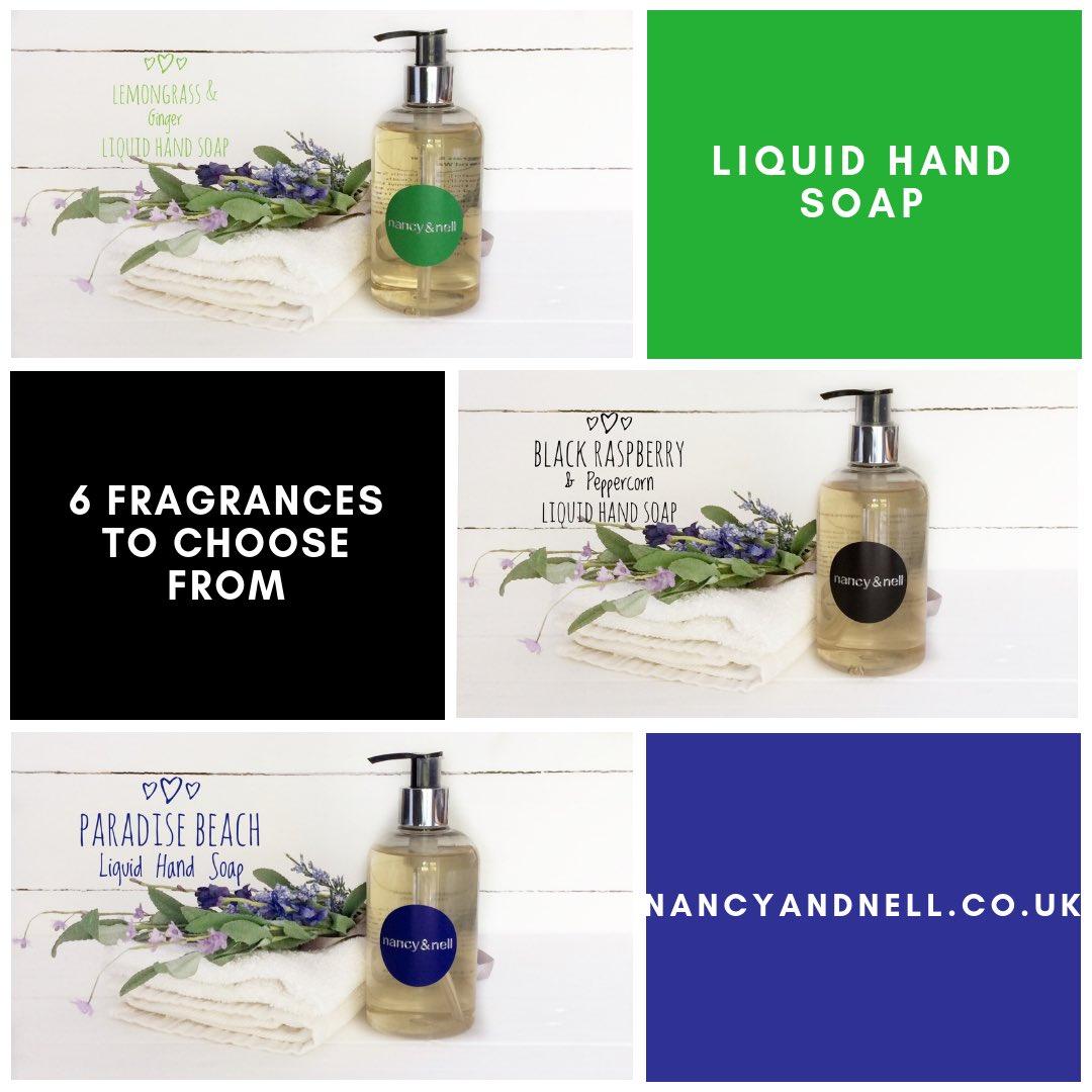 New liquid hand soap - paraben free, SLS free and vegan friendly.  #womaninbiz #wnukrt  https://t.co/TNgM5Wd4W3 https://t.co/uWuf0naiSh