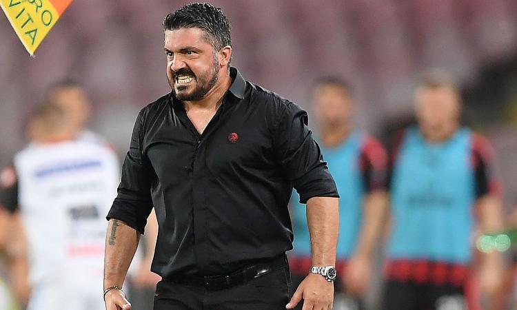 #Gattuso: \