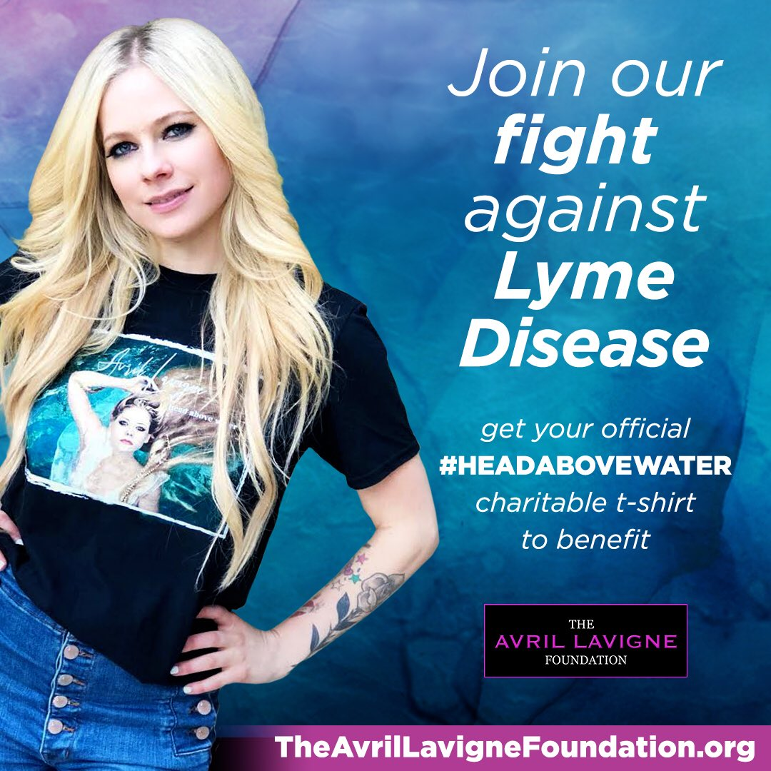 The Avril Foundation's photo on #HeadAboveWater