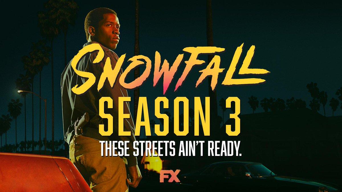 Snowfall 3x06 Espa&ntildeol Disponible