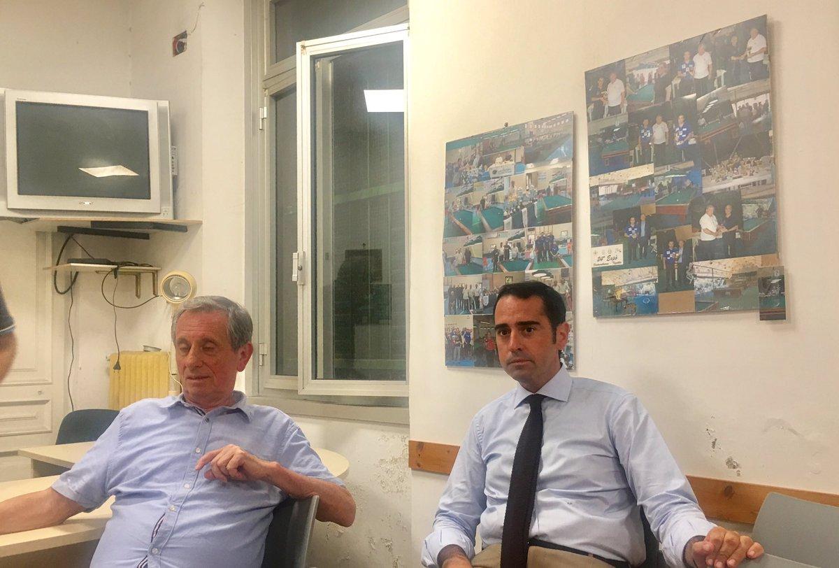 Riunione molto produttiva questa sera al Circolo #PD Caprile Foce di #Genova. Con noi presente anche il Segretario Prov. @albertopandolfo!  - Ukustom