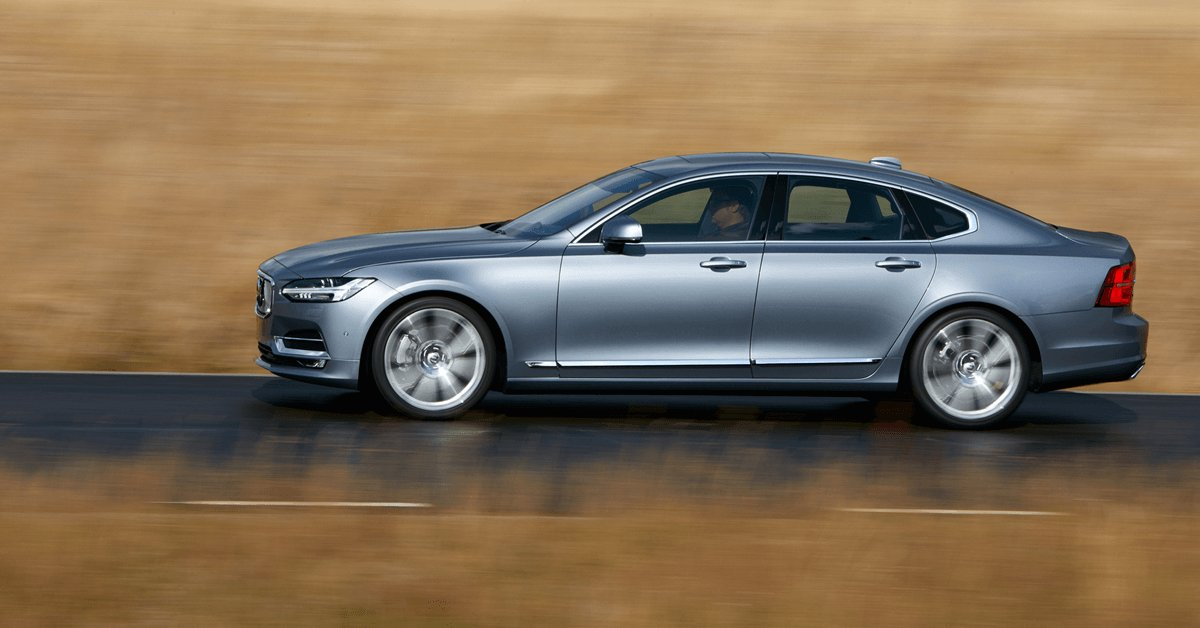 Está diseñado para facilitarte la vida. Conocé todo los detalles y equipamiento del #Volvo #S90 en: https://t.co/iyCbd0jjJE  #InnovationMadeBySweden #Luxury #CarsOfInstagram #Instacar  #RedefinicióndelLujo https://t.co/wmnano2pPR