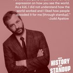 Image for the Tweet beginning: .@JuddApatow on the secret of