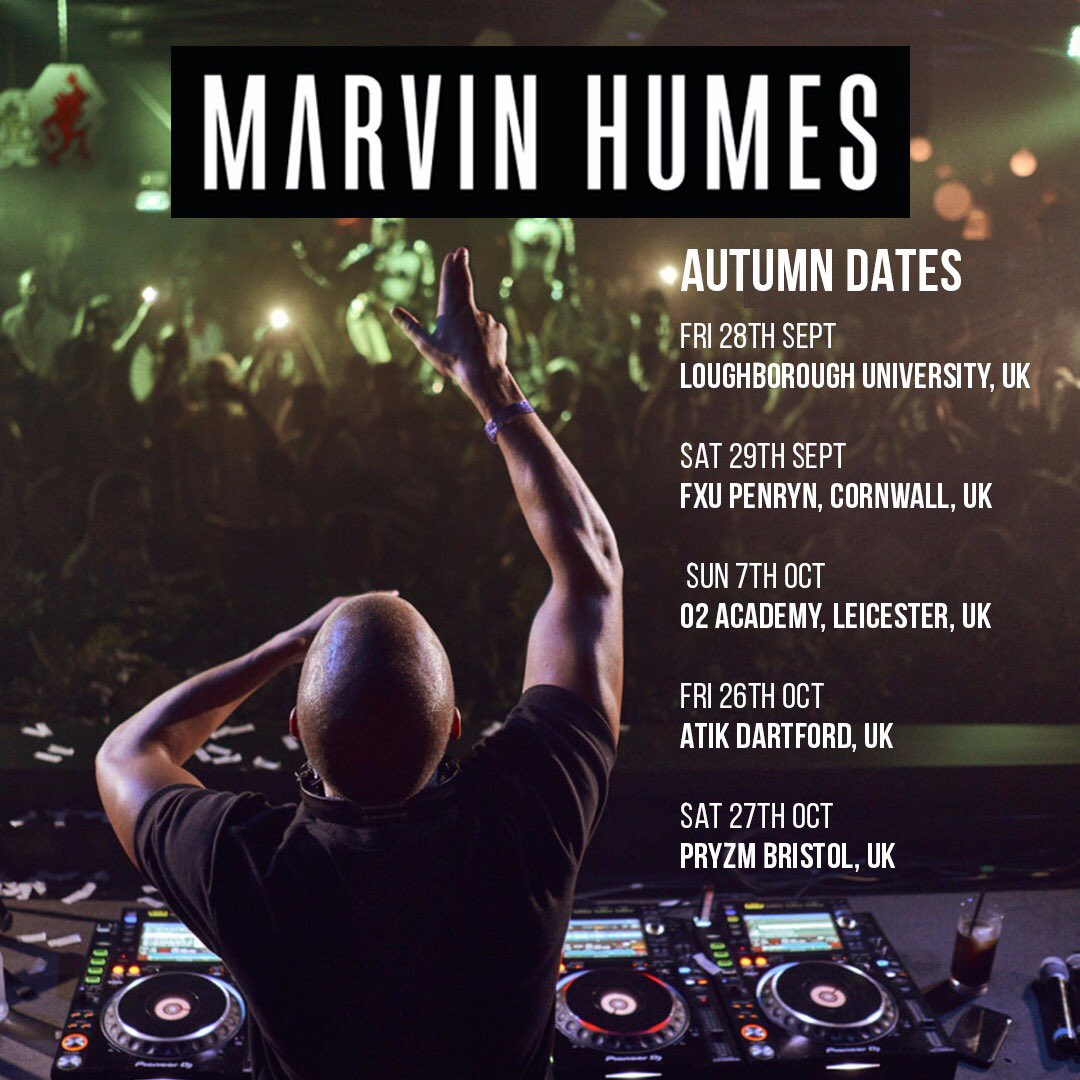 A little teaser of what's to come this Autumn! Hopefully see you soon!