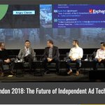 Independent ad tech companies are building innovation not buying & bolting it on. If you missed #ATSL18 you missed this stellar C-level panel w/ Captify's @domjoz. Straight talking & bankable industry trends to arm yourself with. Tune in on @exchangewire https://t.co/YYfDyDNO0Y