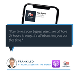 Learn from the #1 Re/Max Agent on the Planet 🌎 → https://t.co/JzPWPDCIe0Subscribe now via Apple, Google or Stitcher → https://t.co/ekH9deTM6H