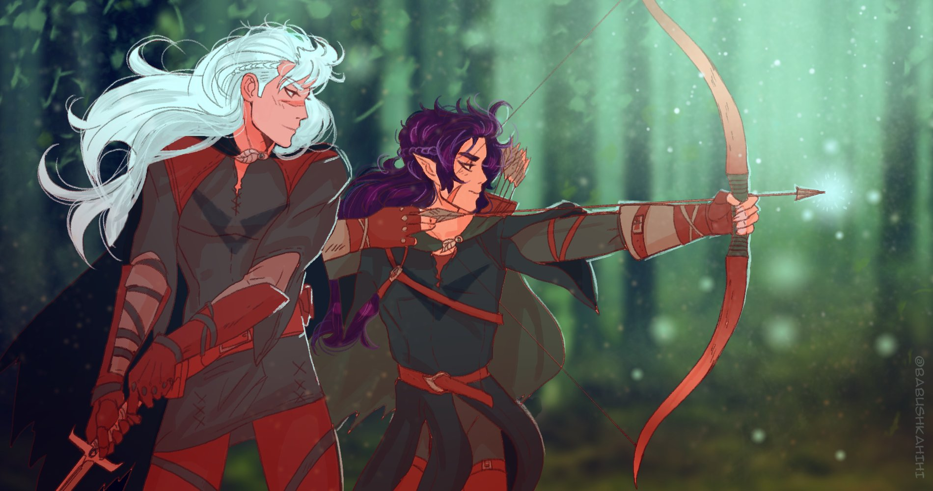 #sheith crossover The Lord of the Rings �� #VLD #Voltron #VoltronLegendaryDefender #shiro #keith https://t.co/vy8z98Bg7W