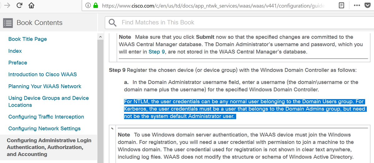 Cisco Username