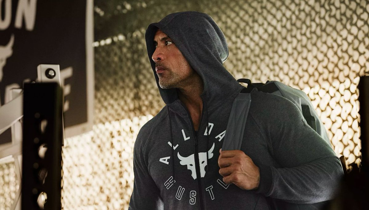 .@TheRock says new Under Armour Project Rock 1 colorways are dropping tomorrow: trib.al/gXoVooz