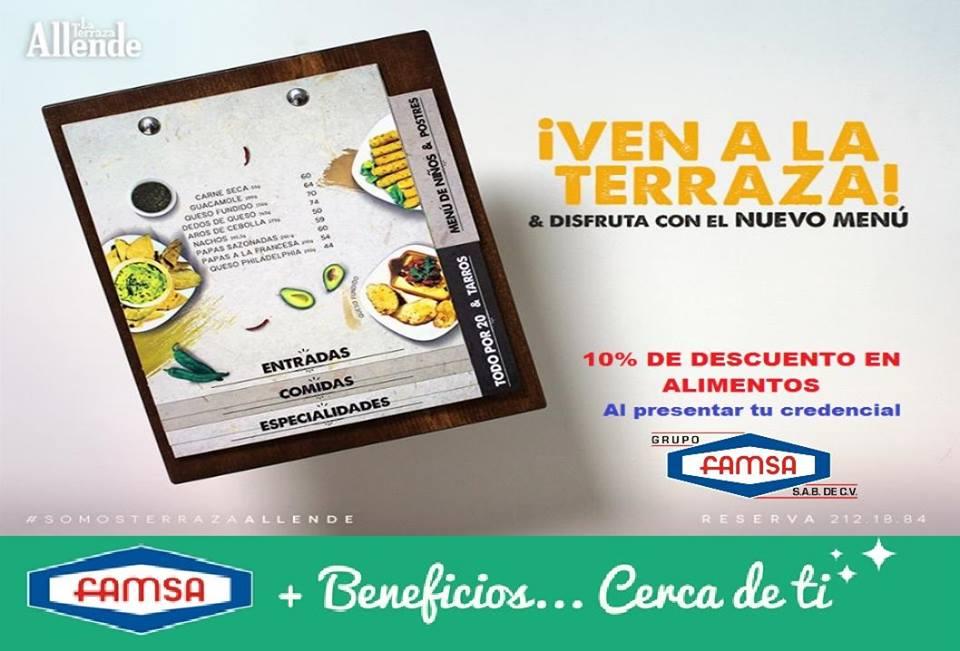 Benefamsa On Twitter Hermosillo La Terraza Allende