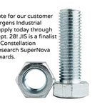 Jergens Industrial Supply (JIS) was recently named a finalist in @constellationr  SuperNova Awards. Check out the award entry and vote for Jergens Industrial Supply. https://t.co/io8I4CCycF