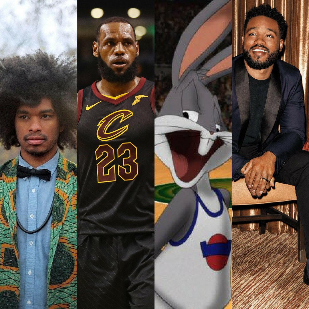 Finally! LeBron James is bringing Space Jam 2 to the masses, locking in Black Panther director, Ryan Coogler as a producer &  of @terencenanceHBO's Random Acts of Flyness will direct. Production starts in 2019 during the NBA off-season. https://t.co/4oR0X3Tcid