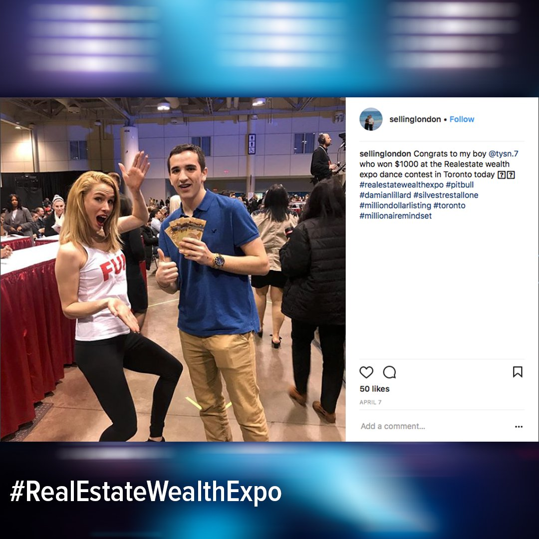 Real Estate Wealth Expo on Twitter: