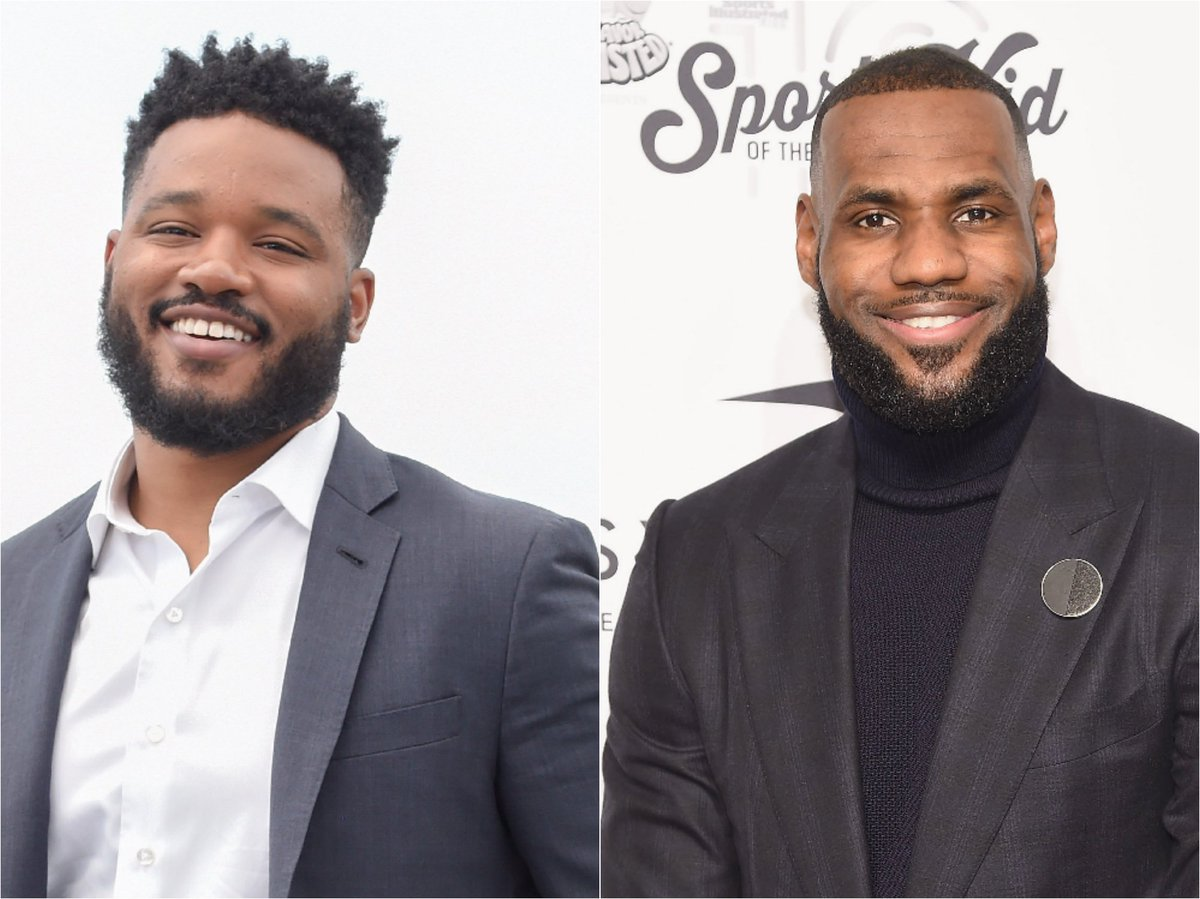 #BlackPanther's Ryan Coogler will produce the Space Jam sequel, with LeBron James starring: https://t.co/eX1i83qRnU