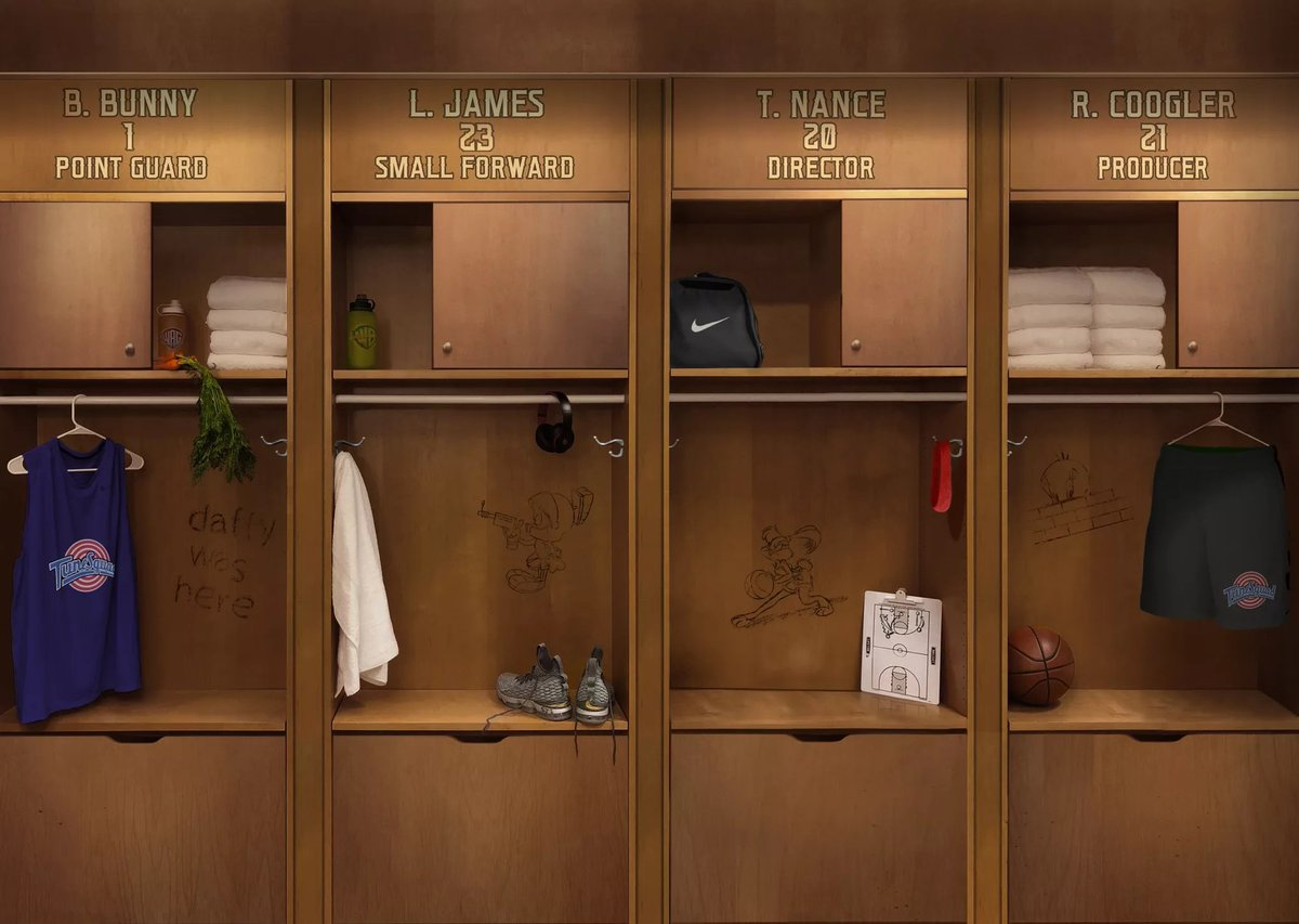 LeBron James, Terence Nance, and Ryan Coogler are teaming up for Space Jam 2: trib.al/hC660mB