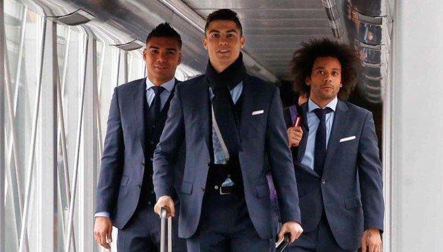 Cristiano Ronaldo ◼️◽️'s photo on Modric