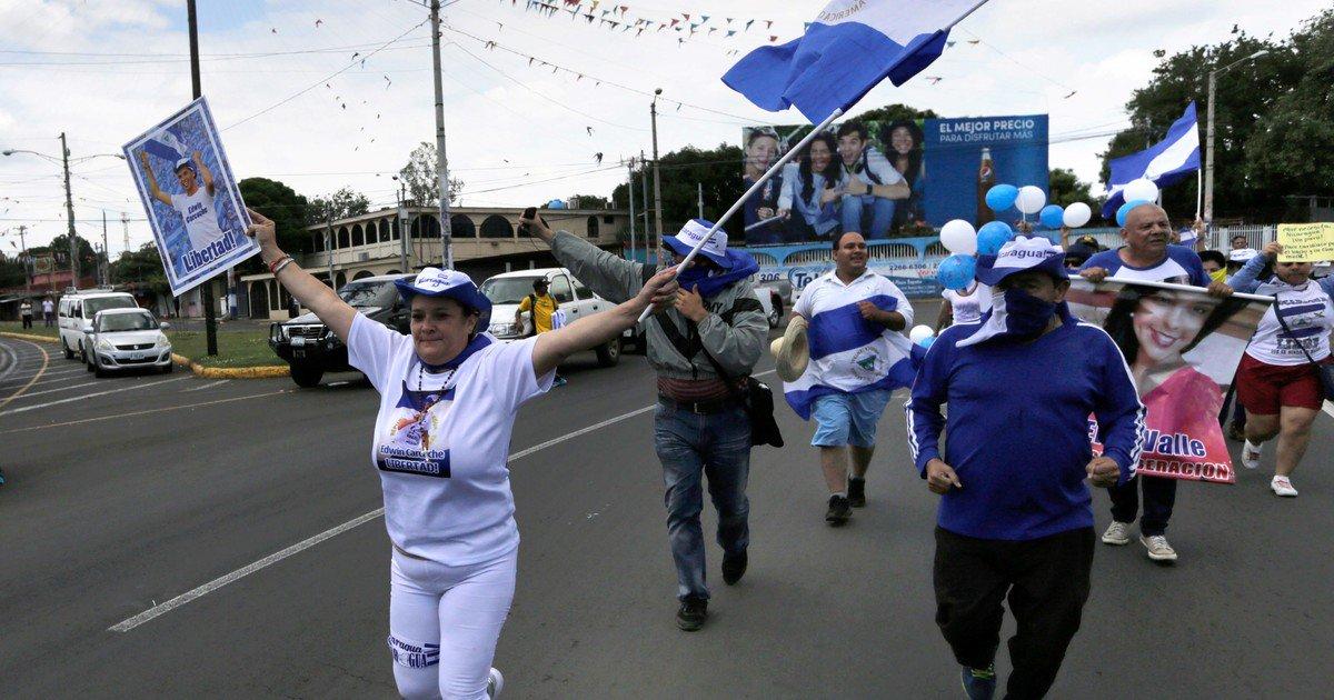 Se cumplen cinco meses de arrestos ilegales y asesinatos impunes en Nicaragua https://t.co/N7NRuCLzaV https://t.co/9Fw5eQO2BZ #SOSNICARAGUA