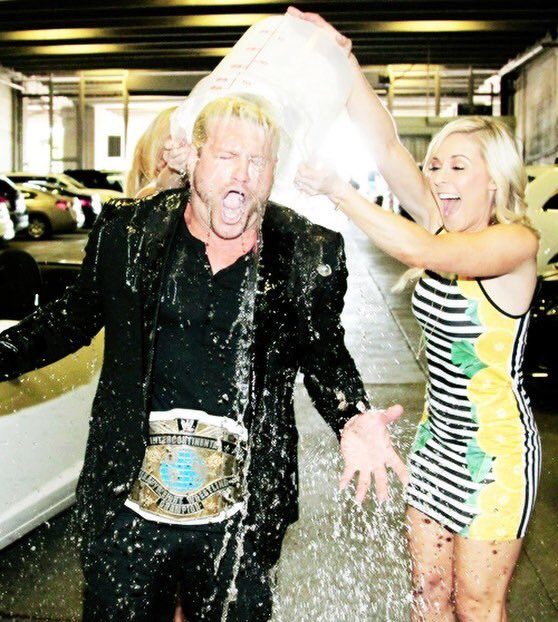 Happy birthday @ReneeYoungWWE I have never seen you happier than this moment. You're welcome