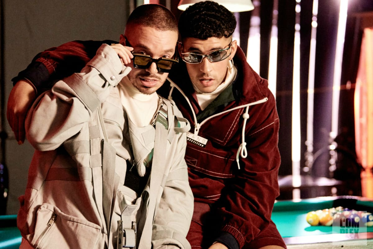 Bad Bunny and J Balvin have a joint album on the way 👀 https://t.co/OEtLZYUxqZ