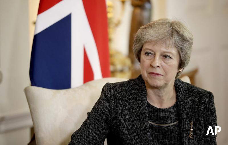 Telegraph: британские консерваторы предложат Терезе Мэй уйти в отставку https://t.co/vQoqf4kAjw