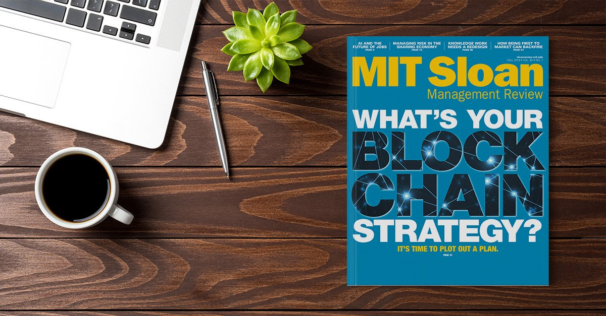 There's a lot of buzz about #blockchain right now.  The Fall 2018 issue of MIT Sloan Management Review, out today, includes a package of articles that cuts through the blockchain hype and helps you get a clear understanding of what blockchain can do ➜  https://t.co/BuCsWXhqEQ
